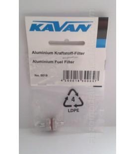 Filtro de combustible Kavan