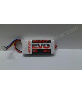 Bateria Li-Po Roxxy 3S 850 mAh 30C 11.1V