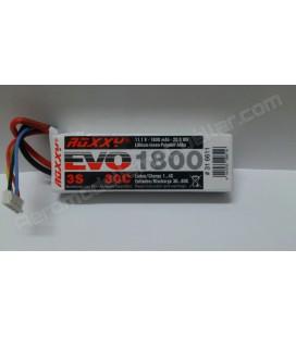 Bateria Li-Po Roxxy 3S 1800 mAh 30C 11.1V