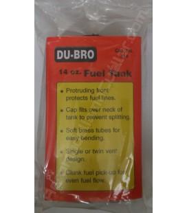 Depósito de combustible 420cc Du-Bro
