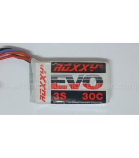 Bateria Li-Po Roxxy 3S 450 mAh 30C 11.1V
