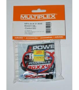 Variador Roxxy BL Control 820