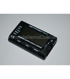 Comprobador de Baterías Etronix