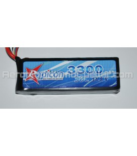 Batería LiPo Rapicon 14.8V 3300mAh 4S 30C