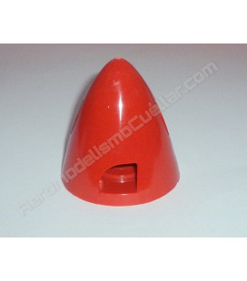 Cono Nylon 64mm Rojo Du-Bro