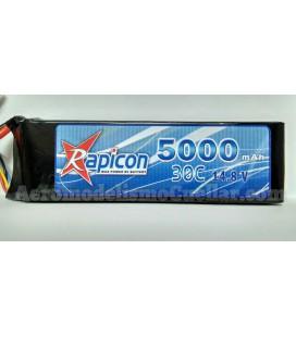 Batería LiPo Rapicon 14.8V 5000mAh 30C 4S