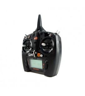 Emisora Spektrum DX6e DSMX 6 Canales