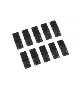 Bisagra Nylon 11x28mm (10uds)