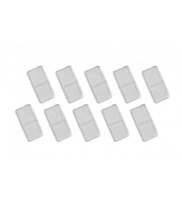 Micro-Bisagra Flexible de Nylon (10uds)
