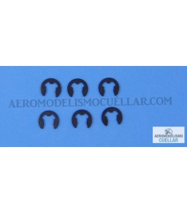 Circlips 4mm (6uds)
