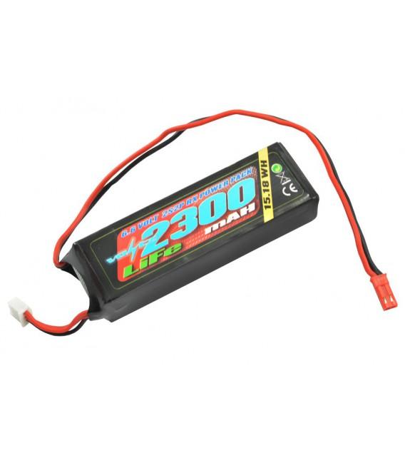 Batería LiFe 6.6V 2300mAh Voltz