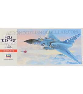 Hasegawa F-106A Delta Dart 1/72