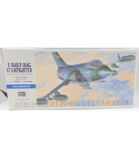 Hasegawa F-104S/F-104G STARFIGHTER 1/72