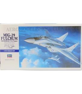 Hasegawa MIG-29 FULCRUM 1/72
