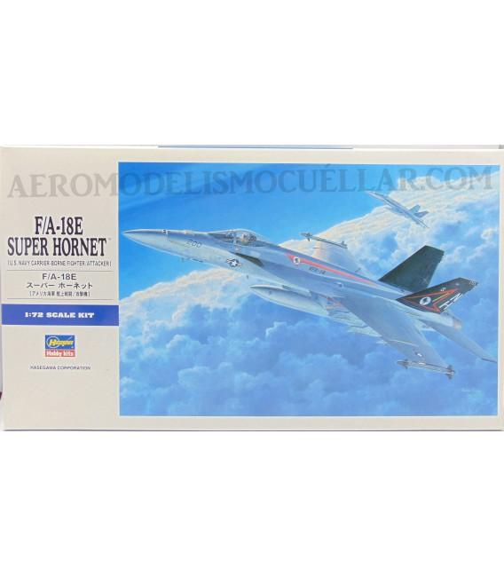 Hasegawa F/A-18E SUPER HORNET 1/72
