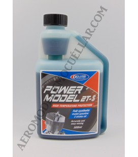 Aceite Power Model 2T-S (500ml)