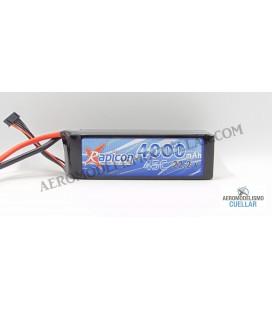 Batería LiPo Rapicon 22.2V 4000mAh 6S 45C