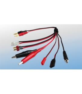 Cable Multicargador 6 Conectores