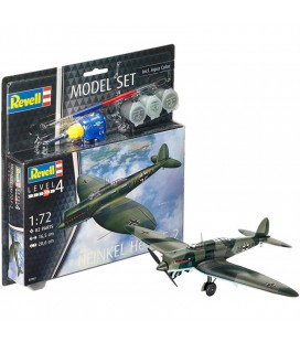 Model Set Heinkel He-70 F-2 1:72