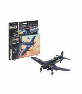 Model Set F4U-1B Corsair Royal Navy 1:72