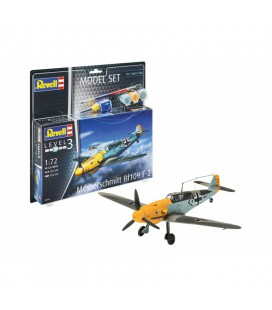 Model Set Messerschmitt Bf109 F-2 1:72