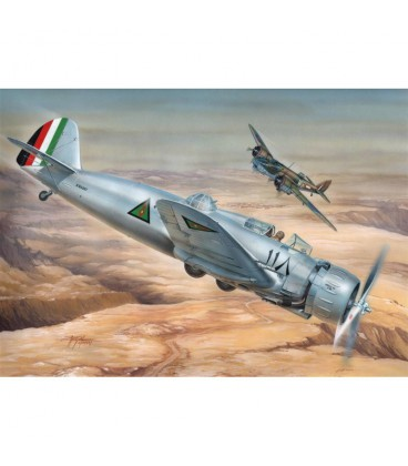 """Special Hobby Breda Ba.65 """"Two Seater"""" 1:48"""
